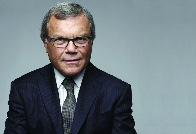 WPP starts search for Sorrell successor