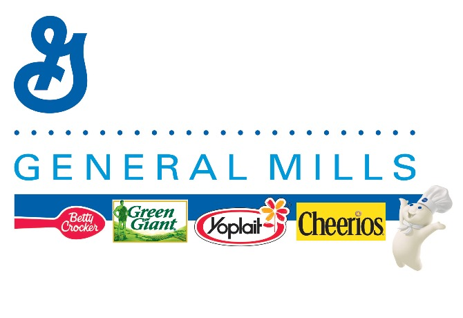 general mills logo white - photo #18