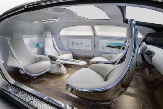 Mercedez-Benz self-driving