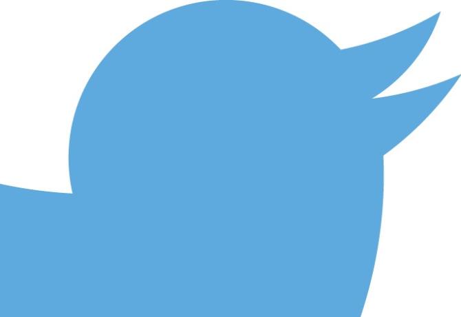 Twitter logo crop