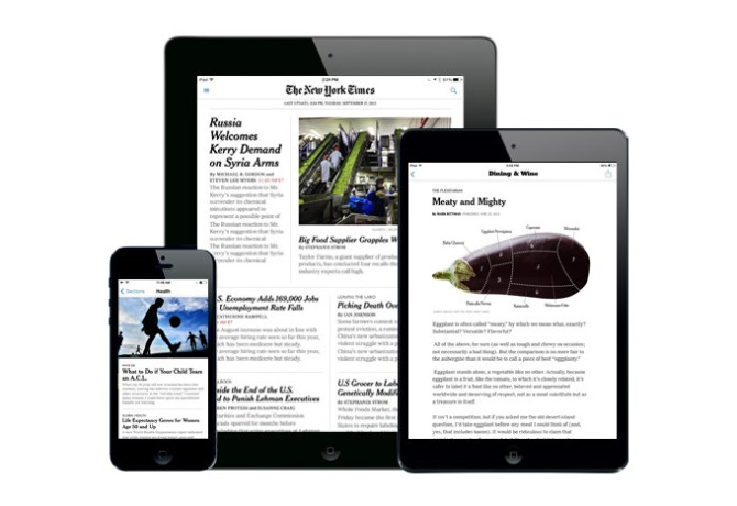 New York Times targets LatAm audience with first Spanish-language app