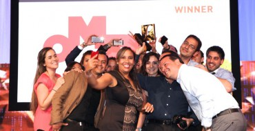OMD 'most-awarded' media agency, claims Gunn Report