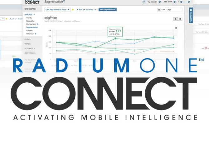 O2 first brand to use RadiumOne's Connect in-app marketing