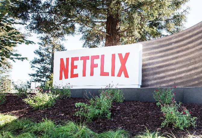 Netflix office