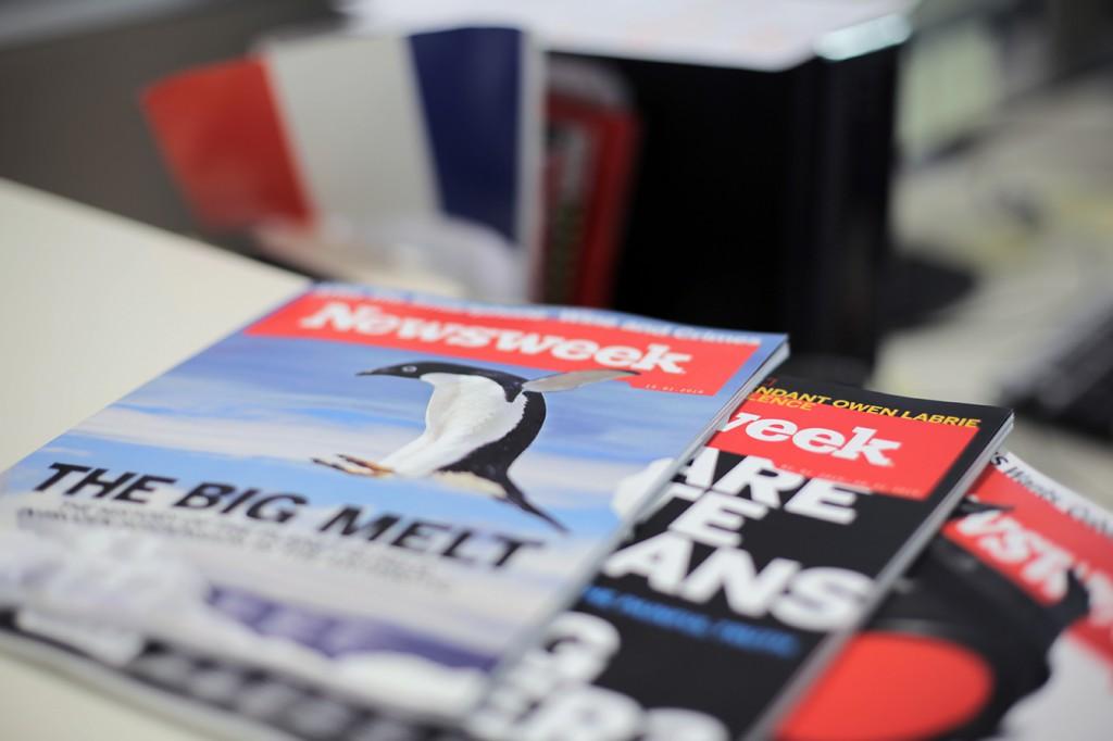 Newsweek copies