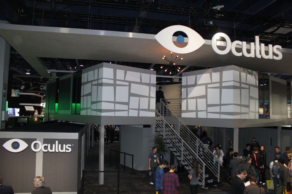 Oculus CES