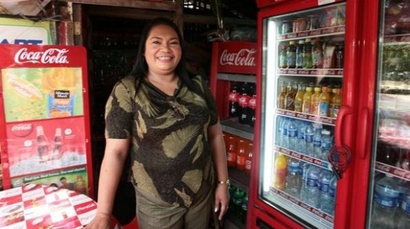 Coca Cola's 5by20 initiative