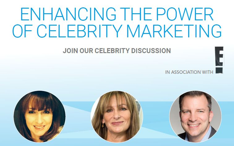 Breakfast briefing: Enhancing the power of celebrity marketing