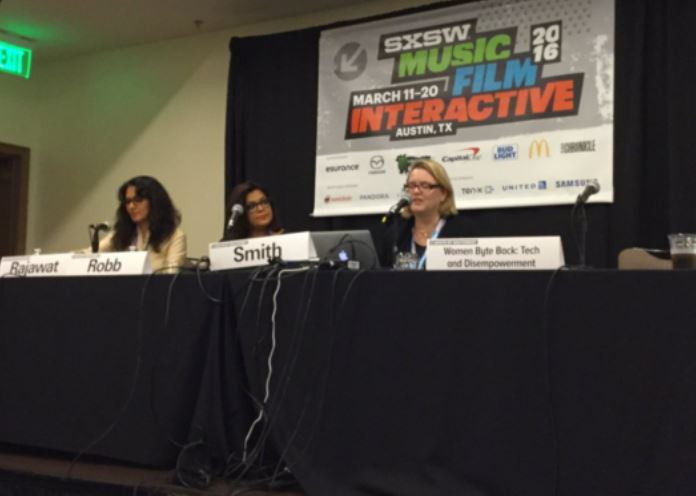 SXSW panellists warn tech can be force for female disempowerment
