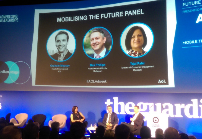 'Creative agencies haven't yet worked out how to harness mobile'