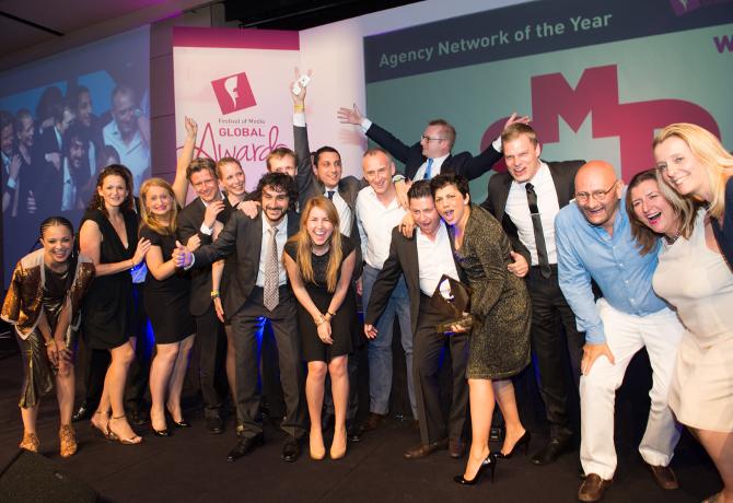 MediaCom leads the shortlist for Festival of Media Global Awards 2016