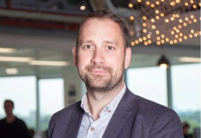 Blake Cuthbert, chief digital officer, OMD EMEA