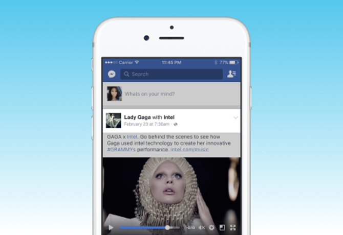 Facebook updates policy to allow publishers and brands to share sponsored content