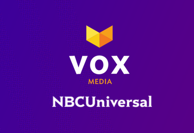 NBCUniversal and Vox Media launch new 'Concert' ad sales partnership