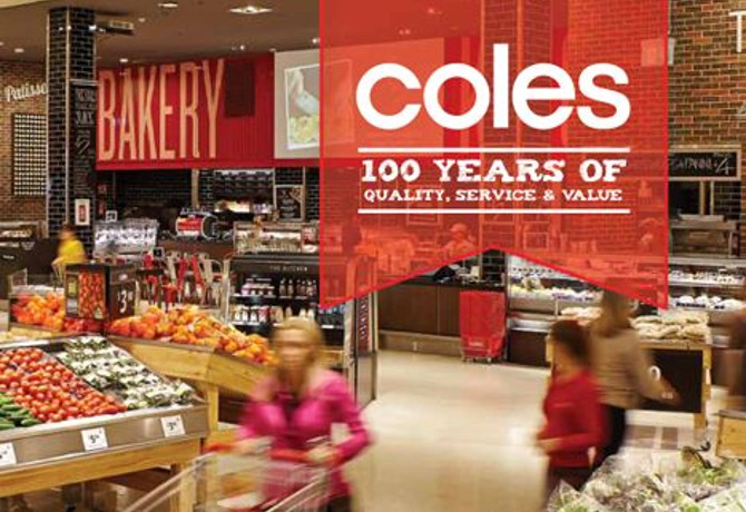Australian retailer Coles picks OMD for media business