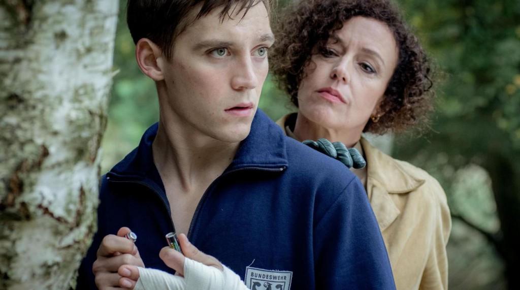 Channel 4's hit foreign drama series 'Deutschland 83'
