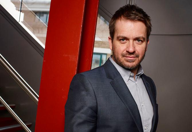 Jonathan Lewis, head of digital and partnership innovation, Channel 4