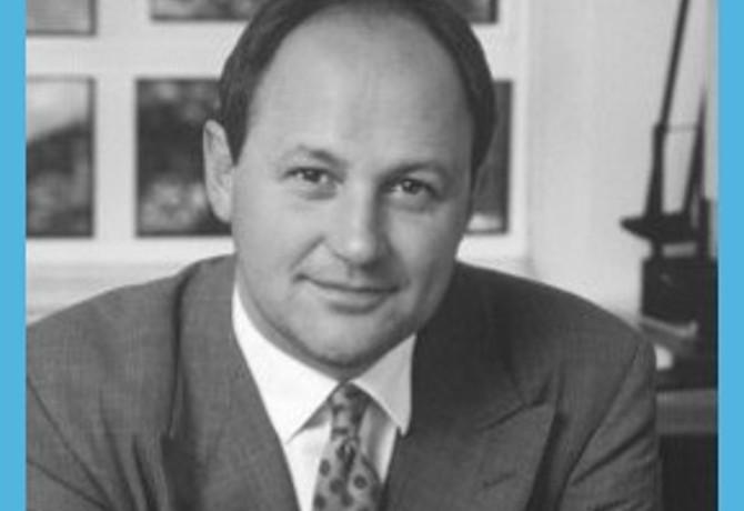 Dominic Proctor in 2003
