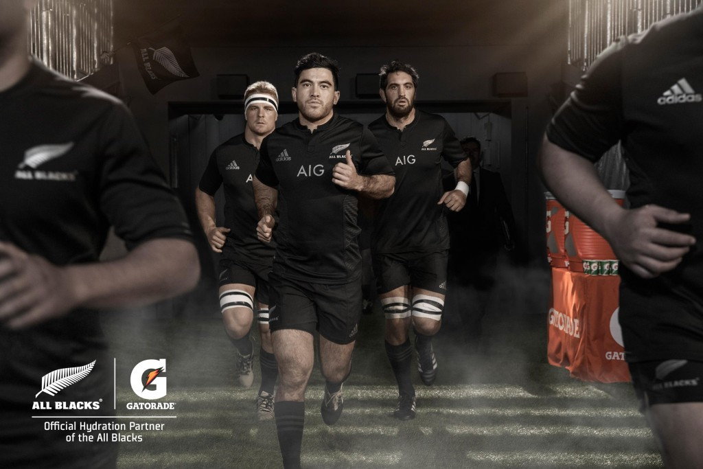 Gatorade All Blacks