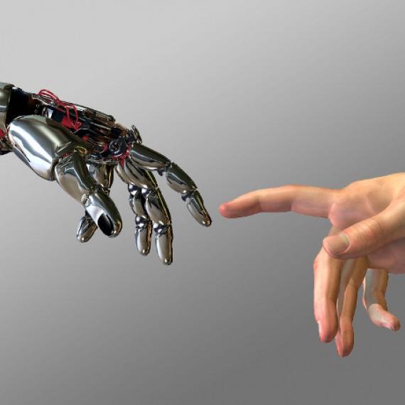 Tech finger