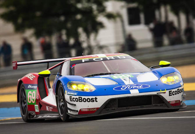 Ford and Eurosport team up for first 'live 24 hour ad'
