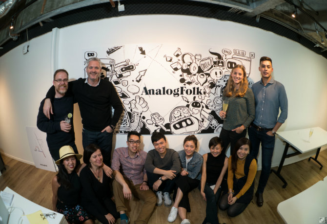 Pernod Ricard Asia hires AnalogFolk as lead digital agency