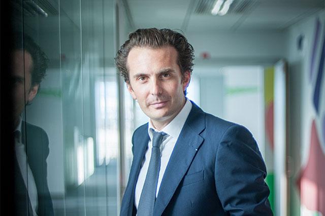 Havas chairman and global chief executive, Yannick Bolloré