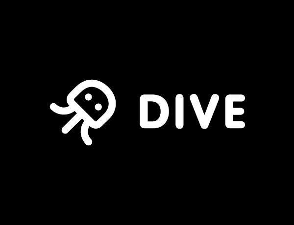 DIVE networks logo