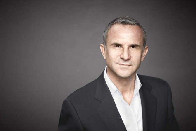 Jarek Ziebinski, global chief executive, Publicis One
