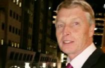 Omnicom business director Gordon Patterson shot dead