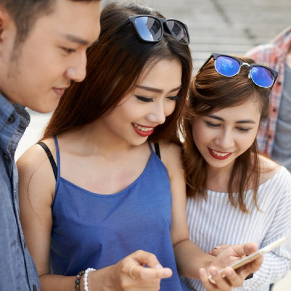 Asia mobile blog