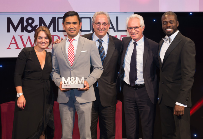 International Advertiser of the Year 2016: The candidates