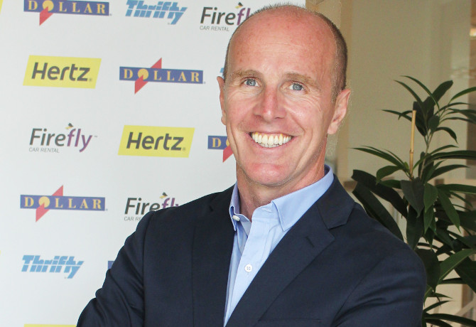 Vincent Gillet joins Hertz as VP international marketing