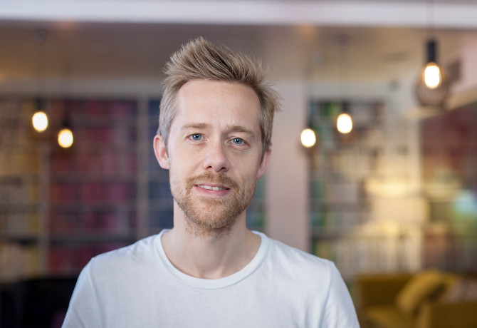 Palle Diederichsen, head of MediaCom Beyond Advertising EMEA