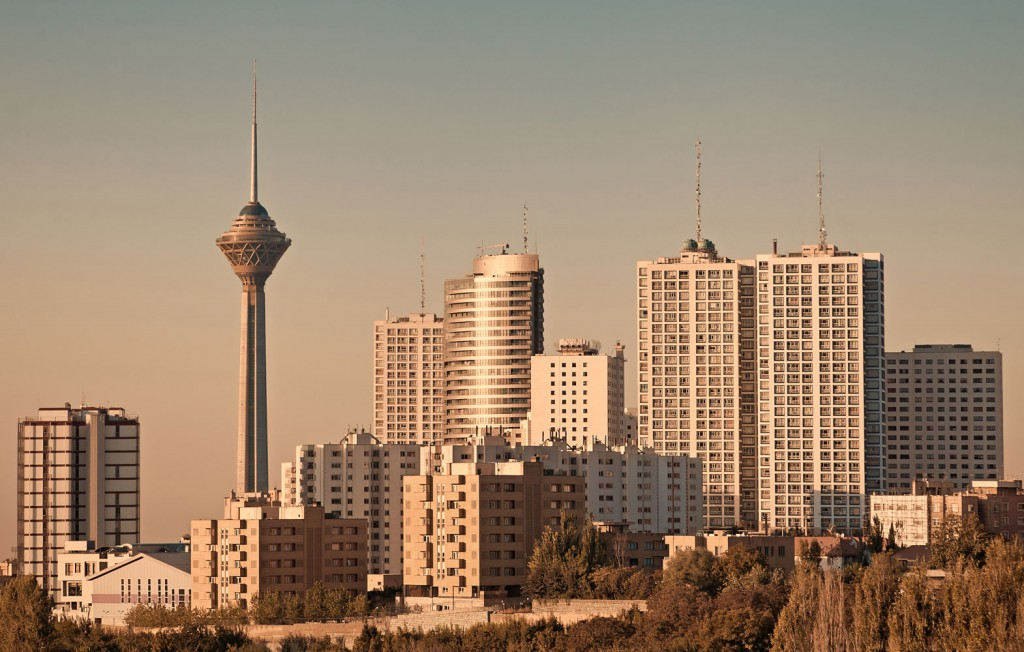 Tehran's Milad Tower