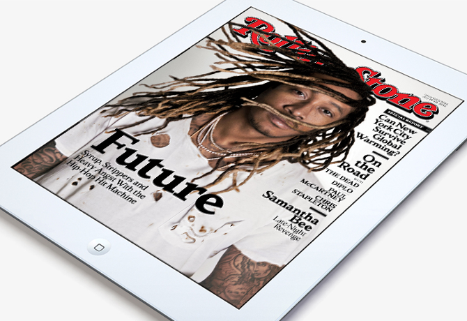 Singapore-based start-up acquires 49% stake in Rolling Stone