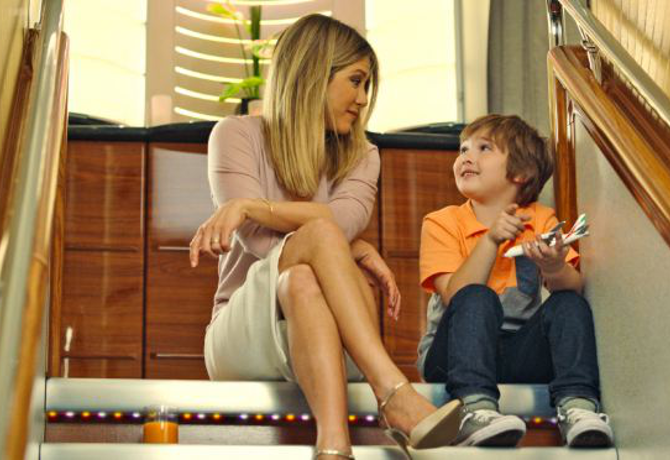 Jennifer Aniston returns in new Emirates campaign