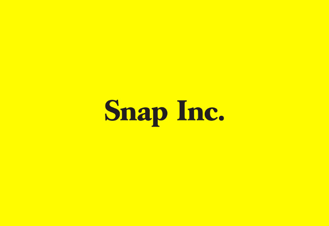 Snapchat parent Snap Inc files for IPO, claim reports