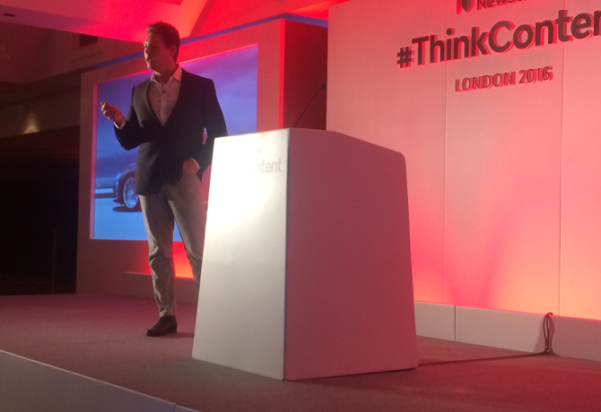 Zenith's Tom Goodwin on the six future trends of content