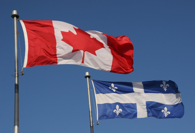 The people of Quebec have been swamped by Americanisms in advertising - and they are not happy