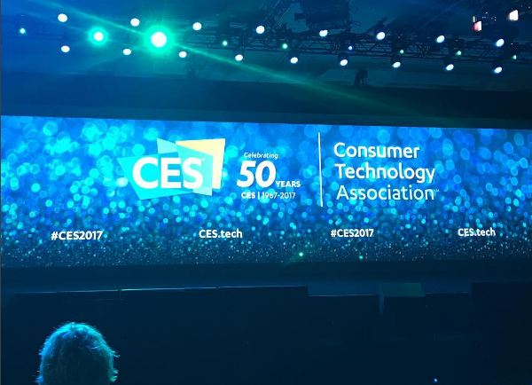 CES 2017 kicked off earlier this week (Photo: CES)