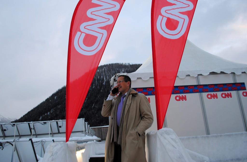 CNN Davos