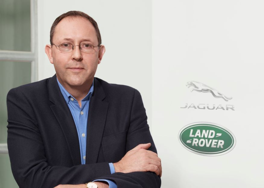 Ian Armstrong, global head of advertising, Jaguar Land Rover