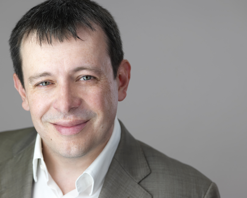 Vincent Letang, European vice-president, Magna