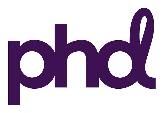 PHD new logo