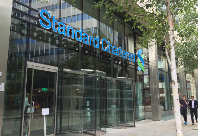Standard Chartered appoints Carat to handle global media