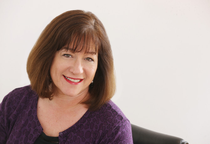Syl Saller, global CMO, Diageo