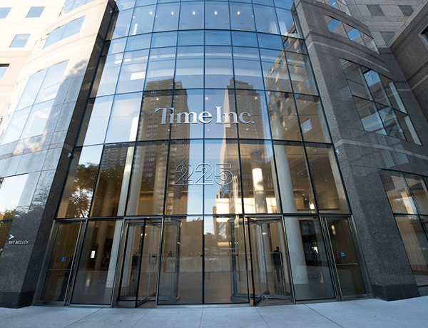 Time Inc building