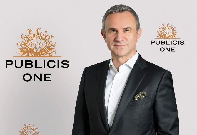 Jarek Ziebinski, Publicis One