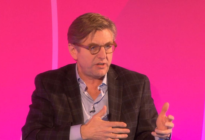 Unilever's Keith Weed on why the industry must stop jumping from one crisis to the next